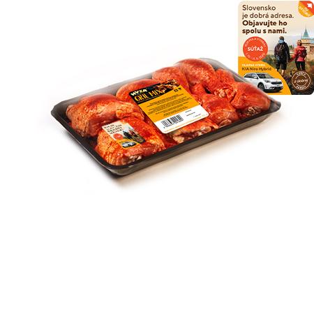 Dolepka (Gril + Zlatá rada + Hydinové mäsové výrobky)