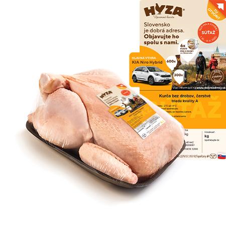 Úprimné kurča